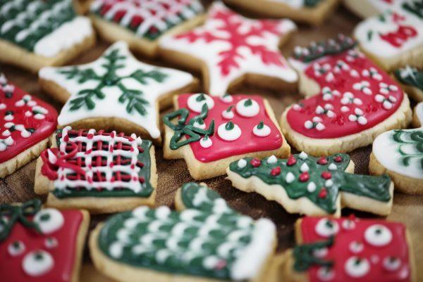 Weihnachtsbacken